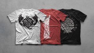 House of Blues Merchandise Design