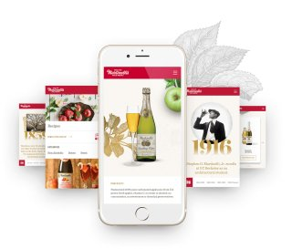 Martinelli's Mobile Experience