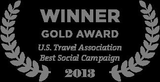 U.S. Travel Association Best Social Campaign